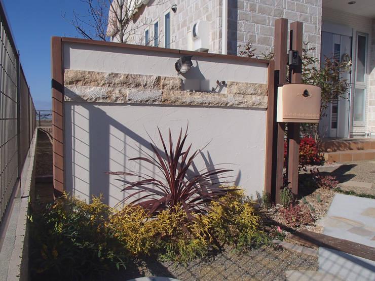 I様邸2: 山野興業 ガーデンスタイルなごみが手掛けたです。