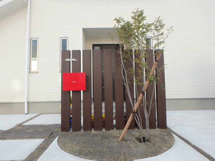 K様邸4: 山野興業 ガーデンスタイルなごみが手掛けたです。