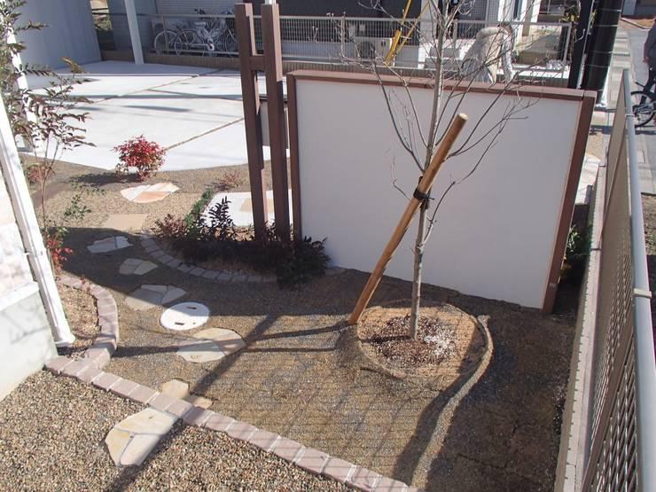 I様邸5: 山野興業 ガーデンスタイルなごみが手掛けたです。