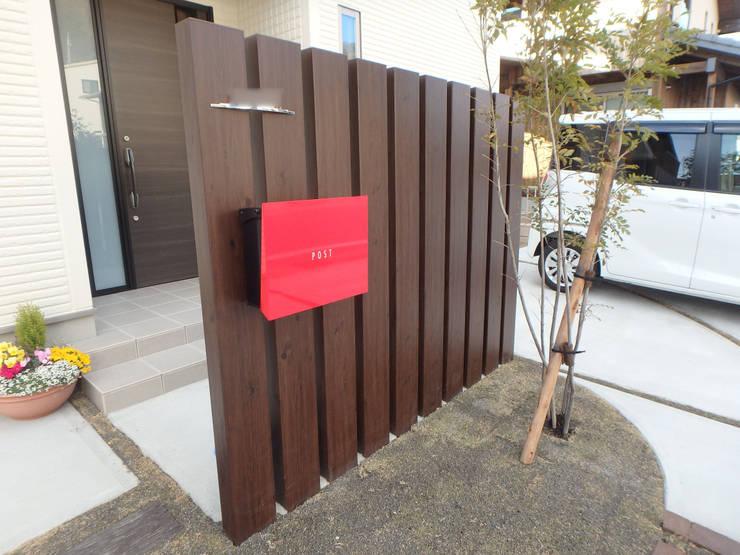 K様邸3: 山野興業 ガーデンスタイルなごみが手掛けたです。