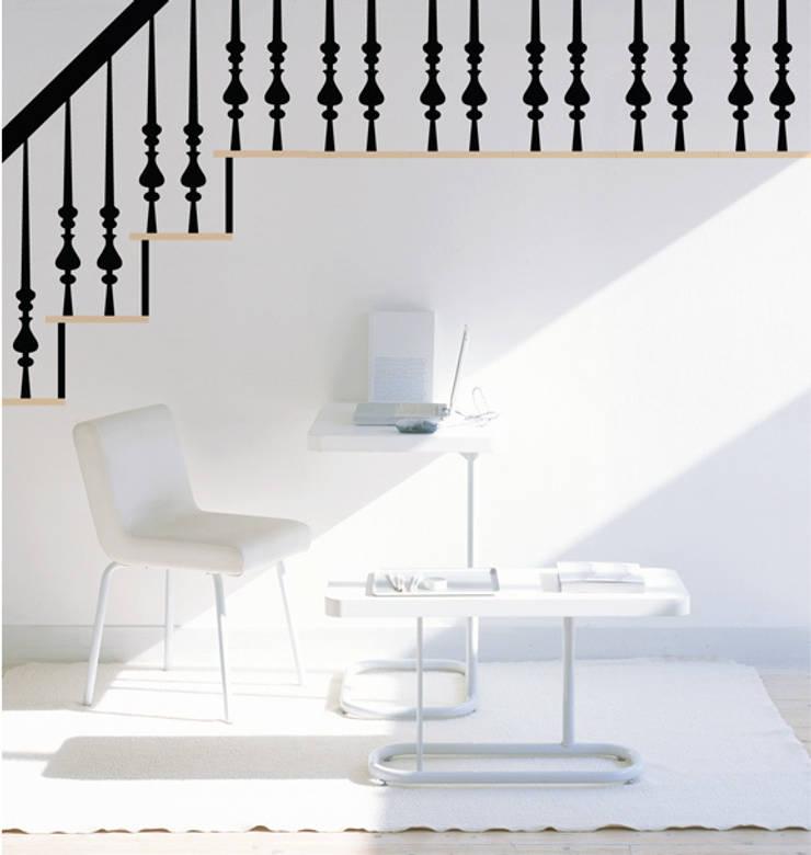로프트: 인그리고(ingrigo)의  복도, 현관 & 계단