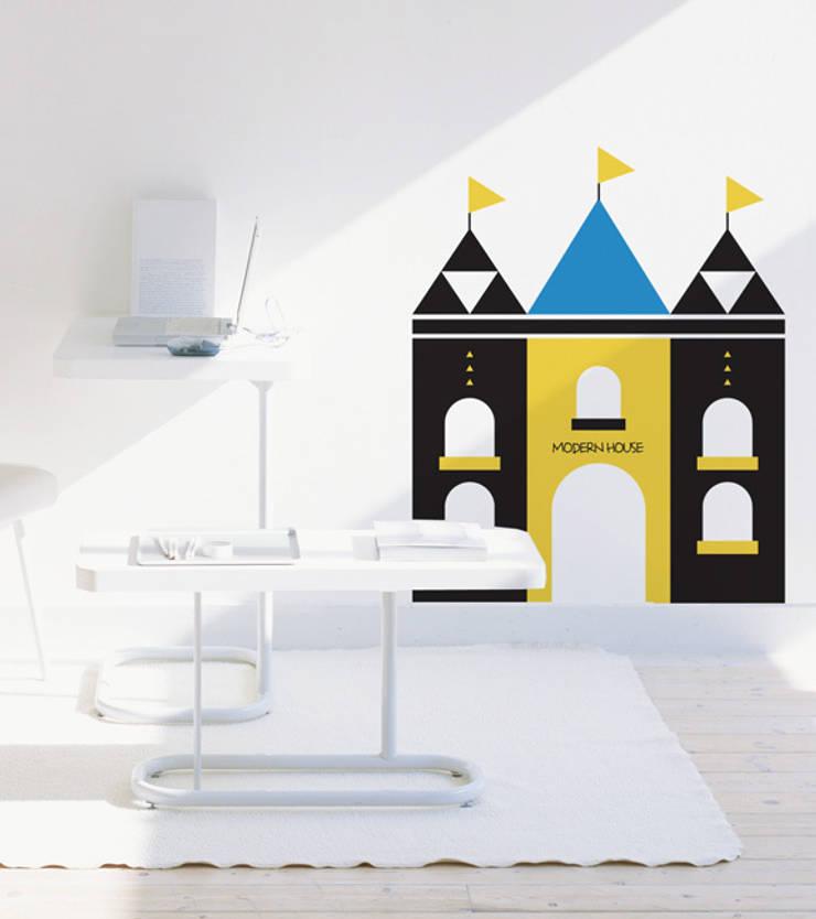 모던하우스1: 인그리고(ingrigo)의  아이 방