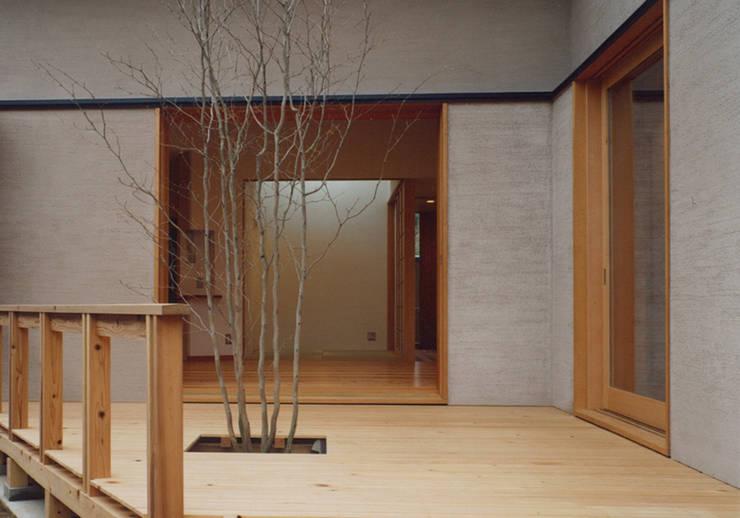 中庭: 堀内総合計画事務所が手掛けた庭です。,オリジナル