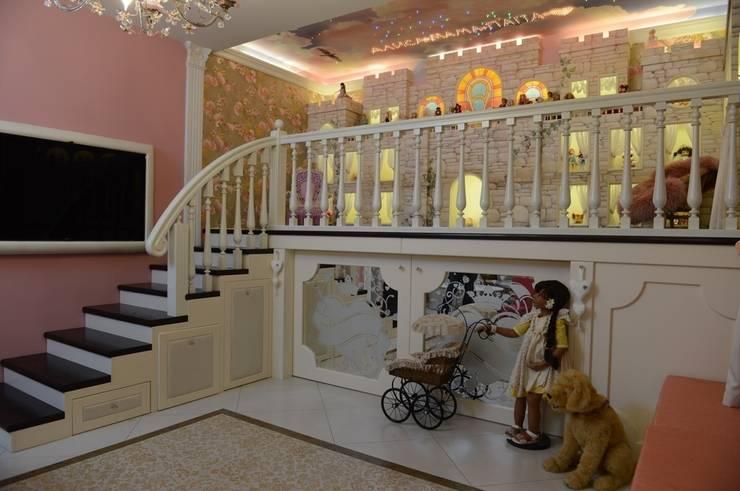 The House in Wonderland: Детские комнаты в . Автор – udesign, Классический