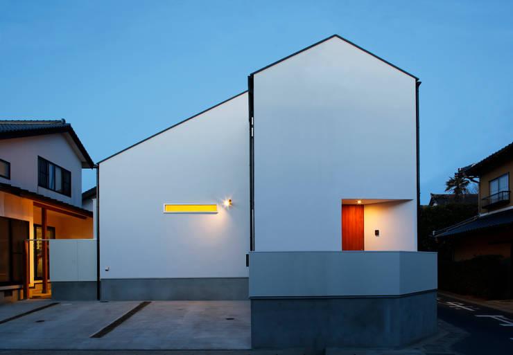 house-k: 株式会社山根一史建築設計事務所が手掛けた家です。