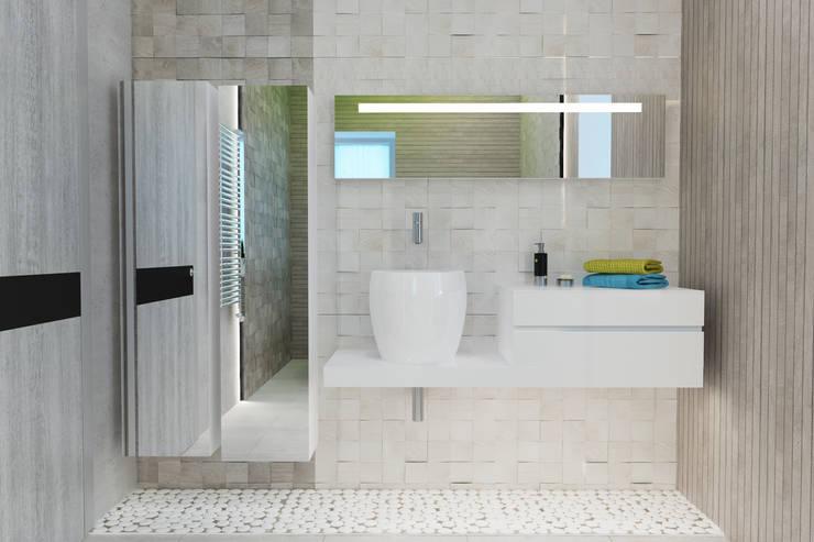 Ванная: Ванные комнаты в . Автор – mysoul, Тропический