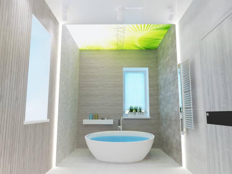 Ванная: Ванные комнаты в . Автор – mysoul