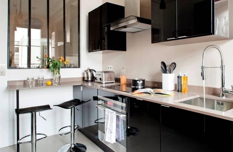 BOSQUET: Cuisine de style de style Moderne par URBAN D&CO