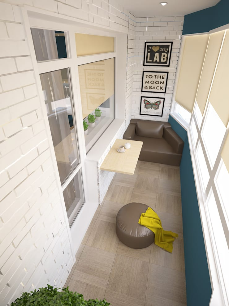 Балкон: Tерраса в . Автор – mysoul