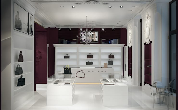 Магазин галантереи в Севастополе: Офисы и магазины в . Автор – Дизайн - студия Пейковых