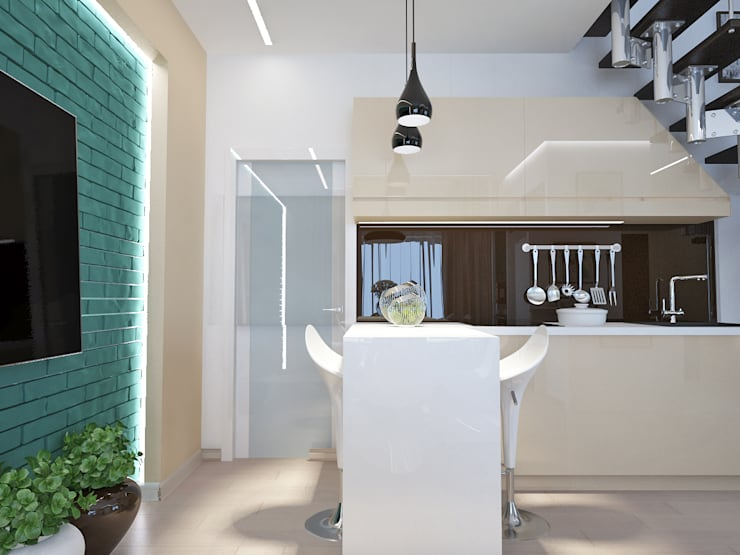 Кухня: Кухни в . Автор – mysoul