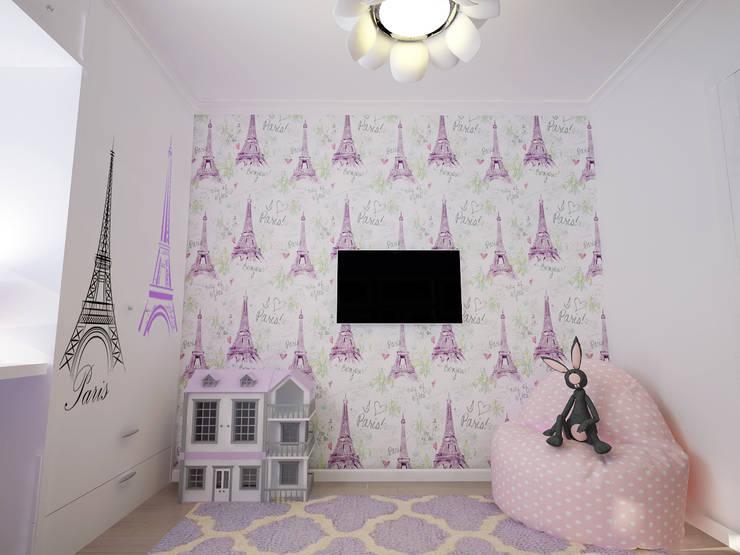 Детская для девочки: Детские комнаты в . Автор – mysoul