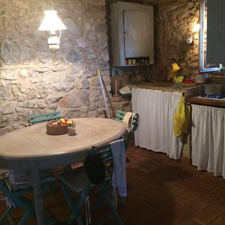 mémoire: kırsal tarz tarz Mutfak