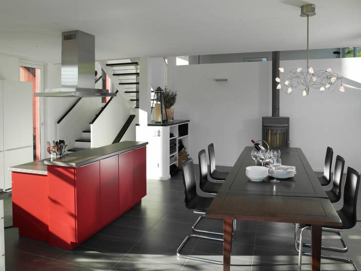 EFH Bauert, Dättlikon:  Esszimmer von Binder Architektur AG