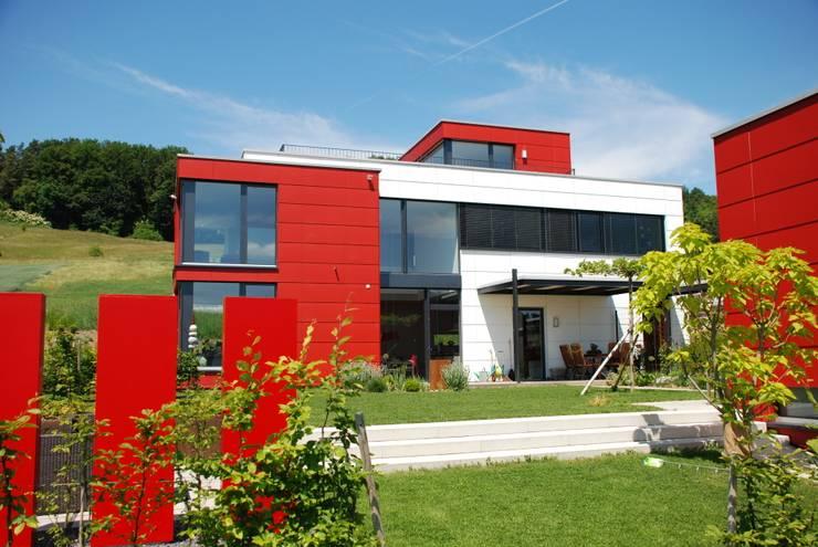 EFH Van den Berg, Neftenbach:  Häuser von Binder Architektur AG