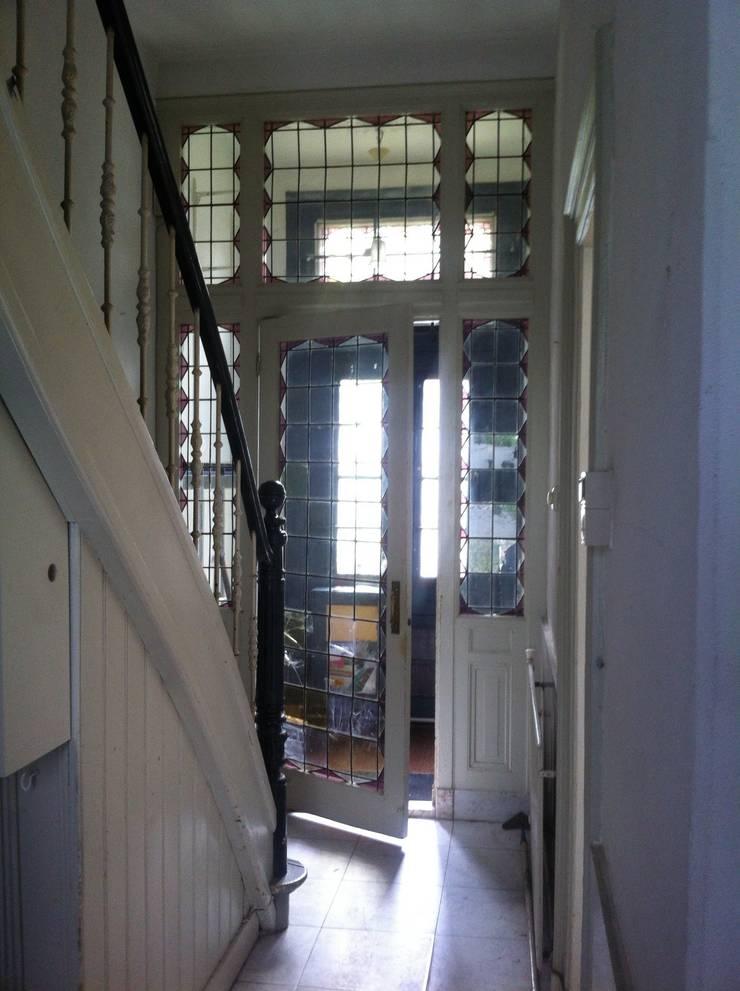 oude entree:   door VASD interieur & architectuur