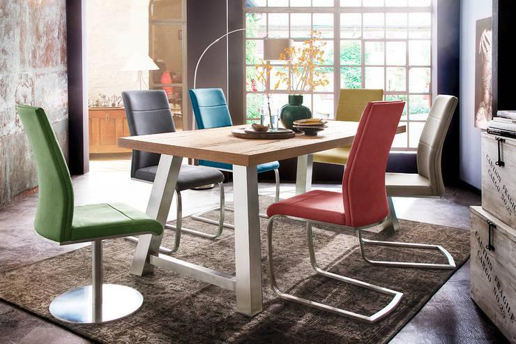 """Stół ANDALI """"A"""": styl , w kategorii Jadalnia zaprojektowany przez mebel4u"""