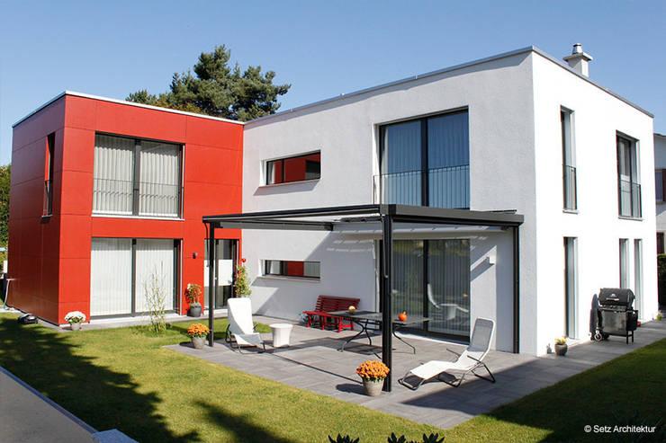 Einfamilienhaus in Muttenz:  Häuser von Setz Architektur