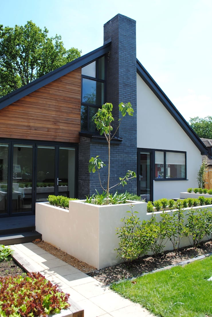 House in Chandlers Ford II Modern home by LA Hally Architect Modern