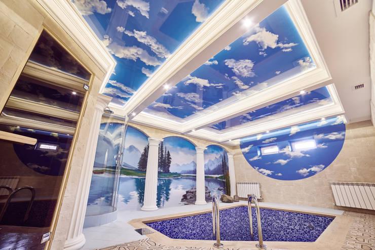 Pool by ООО 'Архитектурное бюро Доценко'