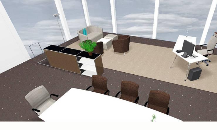 DAUPHIN DIRECTIERUIMTE:   door Bos in 't Veld Architecten