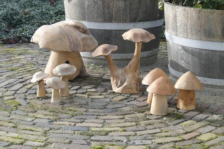 Jardim  por De Zomereik