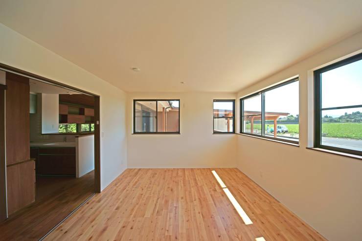 SMOOTH HOUSE: 株式会社プラスディー設計室が手掛けた子供部屋です。