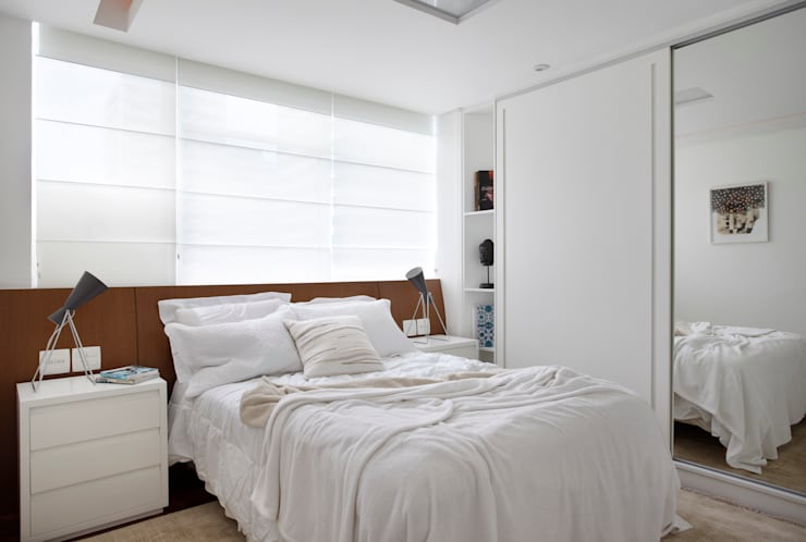 Bedroom by Estúdio Barino | Interiores