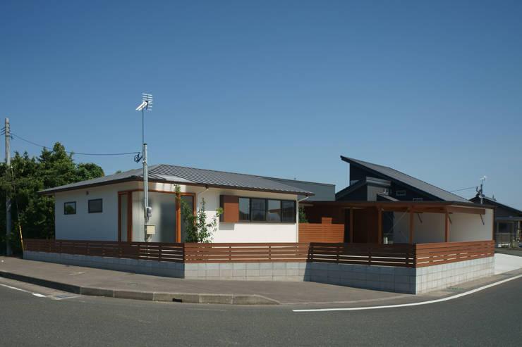 SMOOTH HOUSE: 株式会社プラスディー設計室が手掛けた家です。