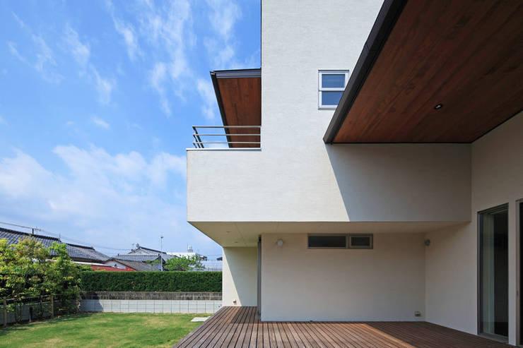 外観2: LiPS DESIGN/(有)フレックスが手掛けた家です。