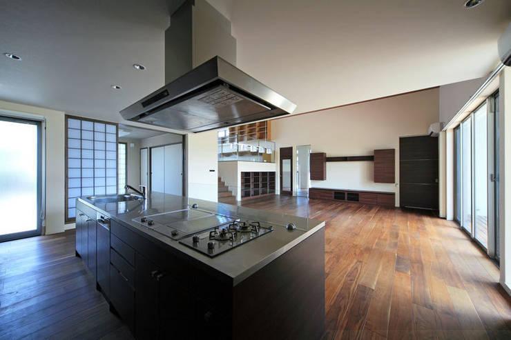 House-MTI: LiPS DESIGN/(有)フレックスが手掛けたキッチンです。