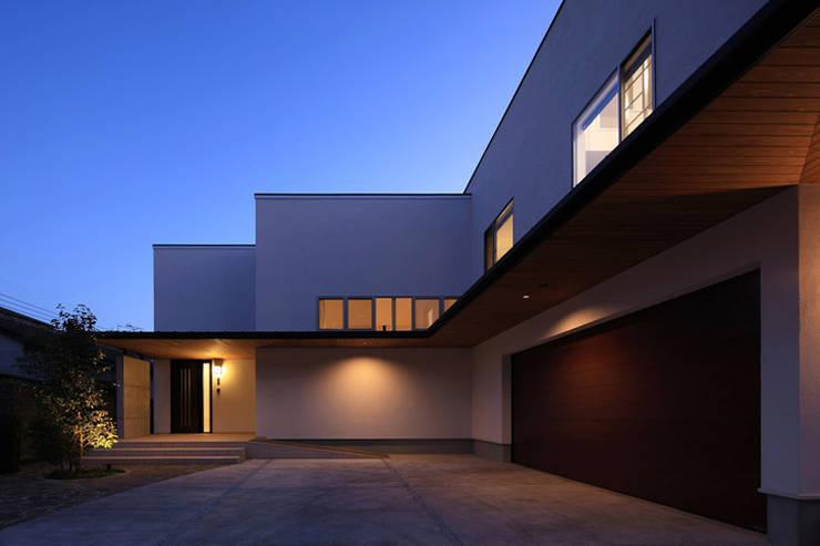 外観3: LiPS DESIGN/(有)フレックスが手掛けた家です。