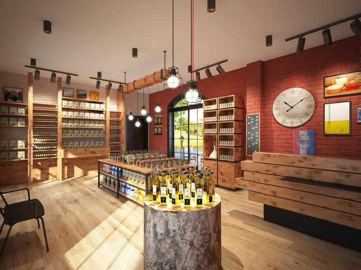 yücel partners – Fındık Dünyası Boutique:  tarz Dükkânlar