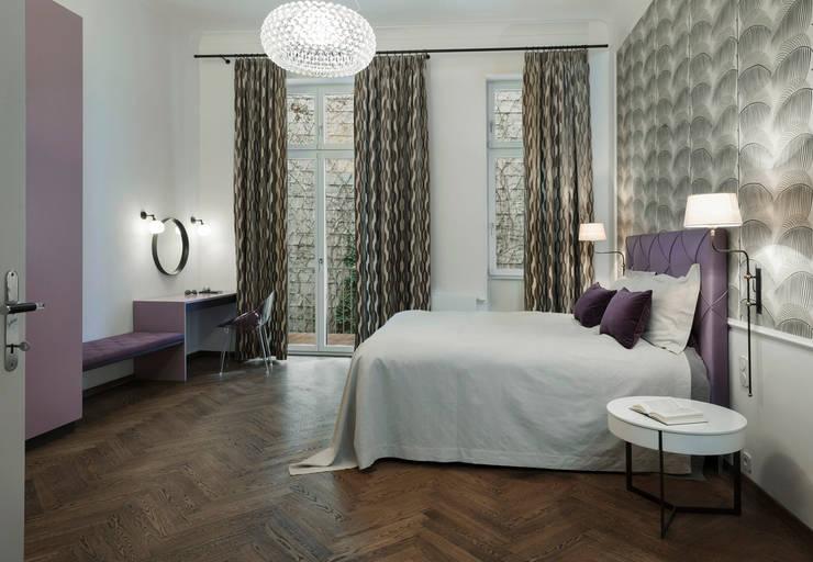 Schlafzimmer:  Schlafzimmer von Tischlerei Krumboeck