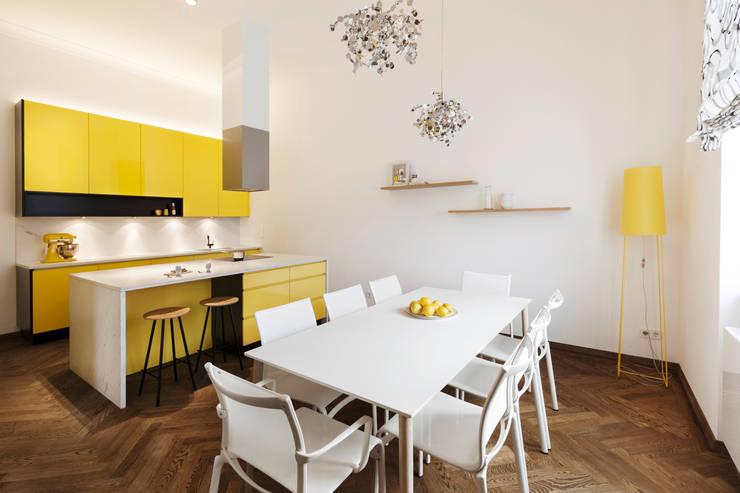 Küche:  Küche von Tischlerei Krumboeck