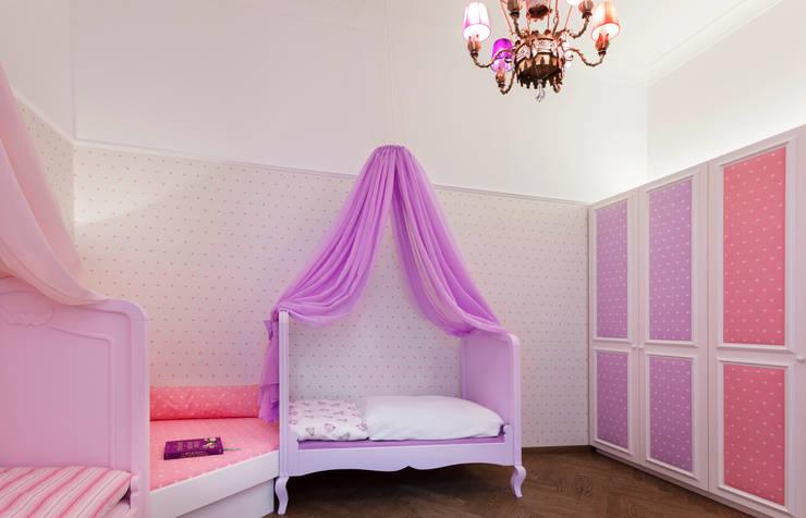 Kinderbett:  Kinderzimmer von Tischlerei Krumboeck