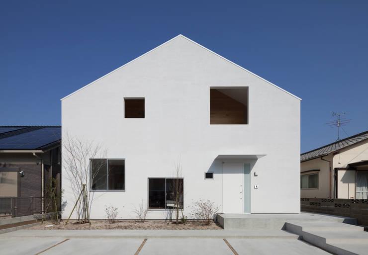 つみきの家: h2 Architectが手掛けた家です。,