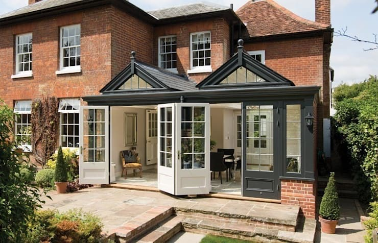 Garden Room:  Conservatory by Westbury Garden Rooms