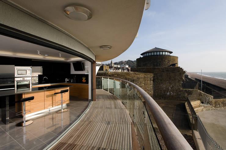 Beaufort Mansions:  Terrace by Lee Evans Partnership
