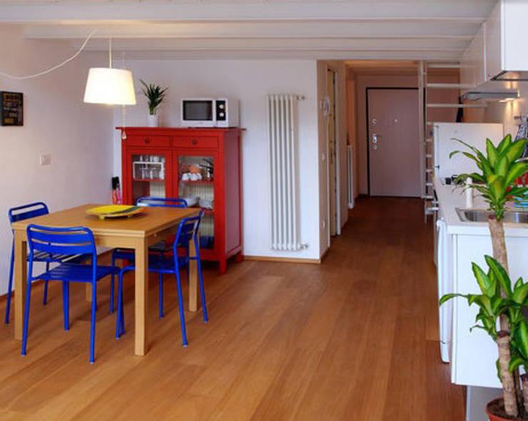 loft a milano:  in stile  di archiexpress