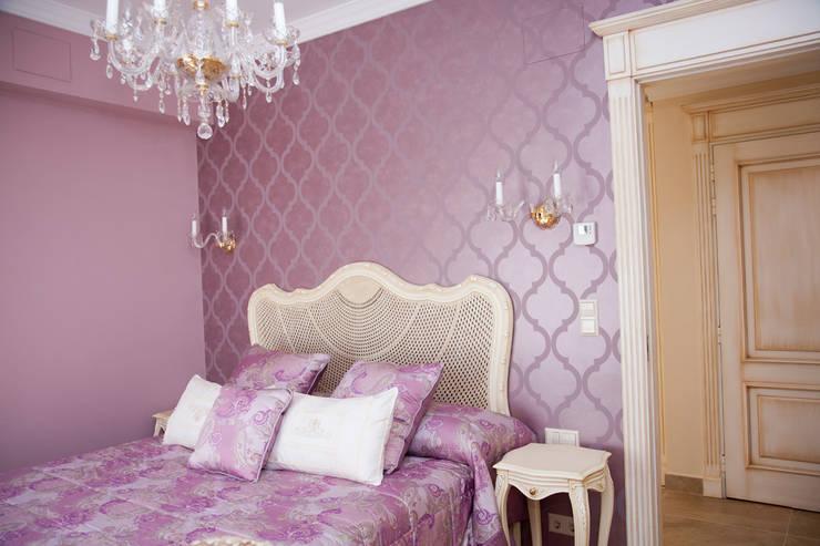 Dormitorio de invitados Dormitorios de estilo mediterráneo de Emalia Home Design Mediterráneo