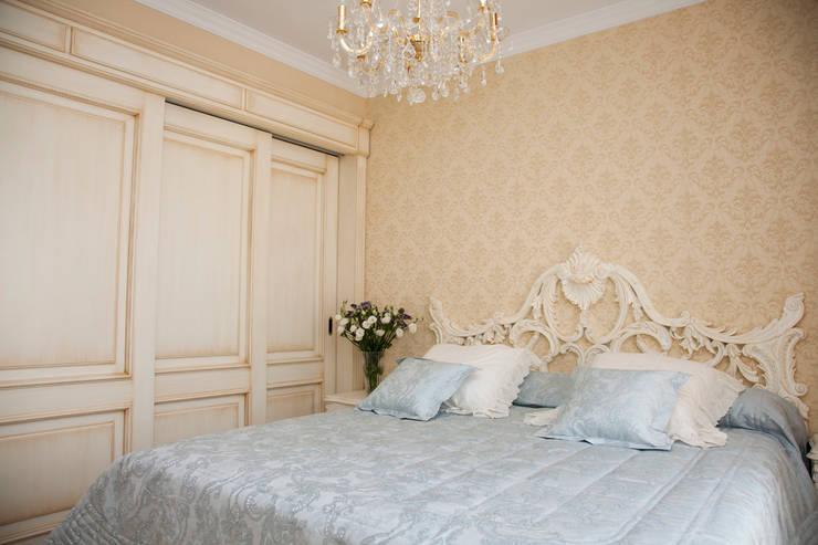 Dormitorio principal Dormitorios de estilo mediterráneo de Emalia Home Design Mediterráneo