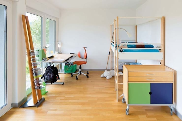 Boys Bedroom by FingerHaus GmbH