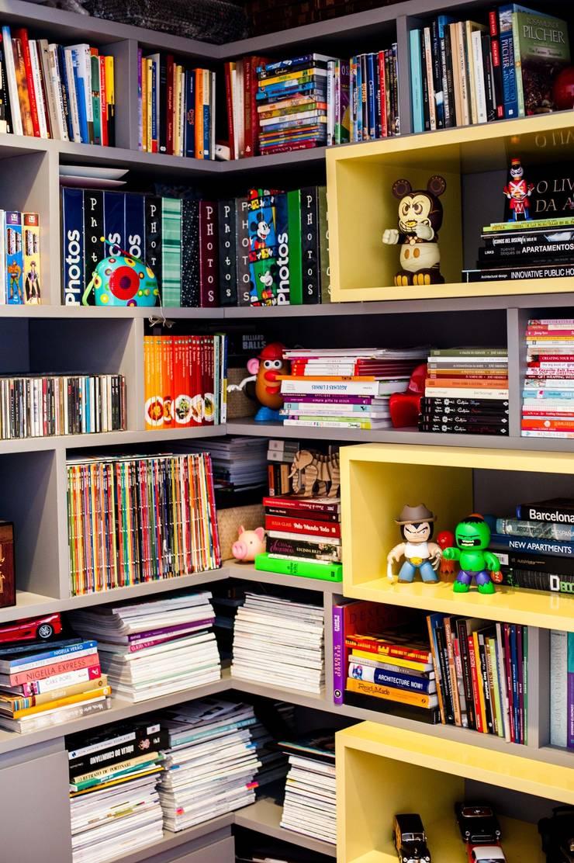 Home Office : Escritórios  por Casa 2 Arquitetos,Moderno