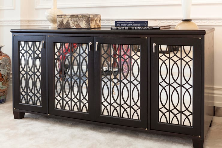 Credenza: modern Dining room by Ligneous Designs