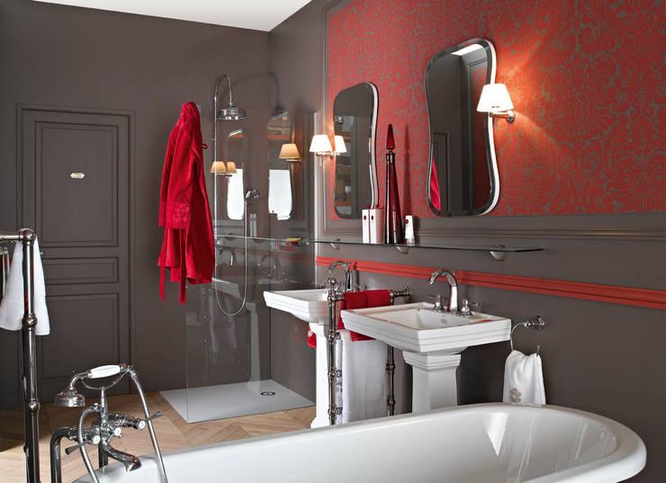 Badkamer door HORUS