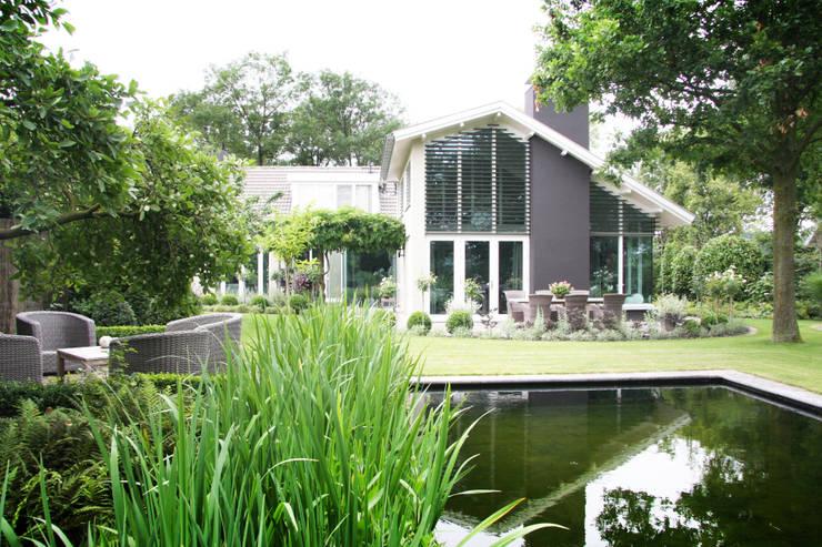 Projekty,   zaprojektowane przez Arend Groenewegen Architect BNA