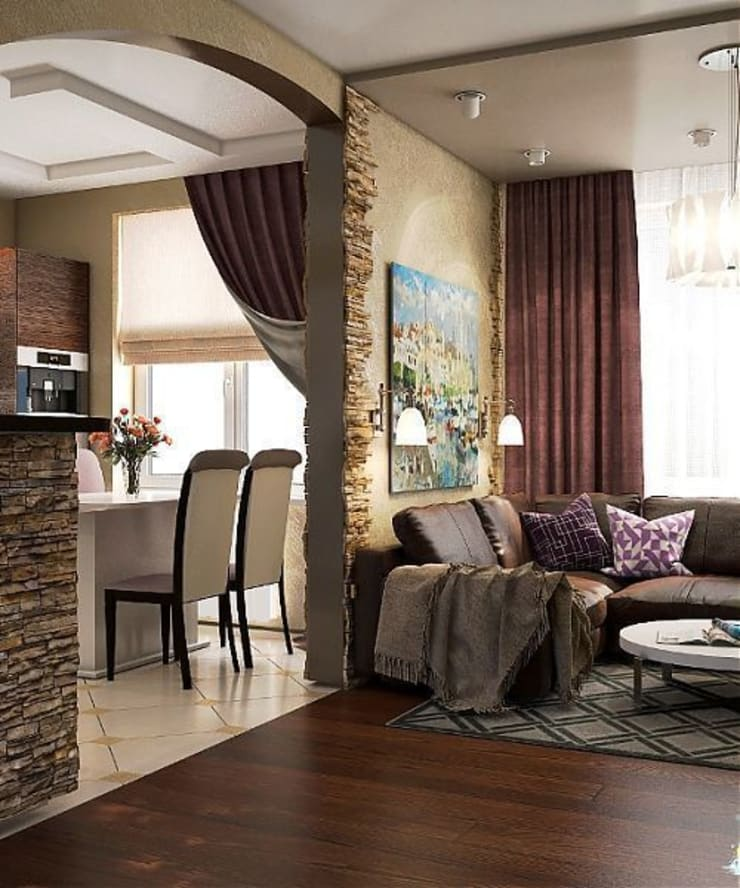 Living room by MoRo, Classic