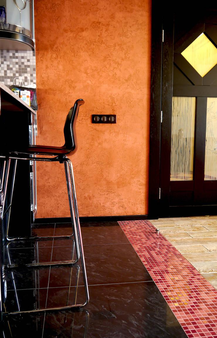 Карповы Вары: Столовые комнаты в . Автор – Cameleon Interiors,