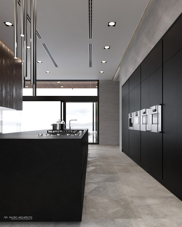 006: Кухни в . Автор – Aksenova&Gorodkov project